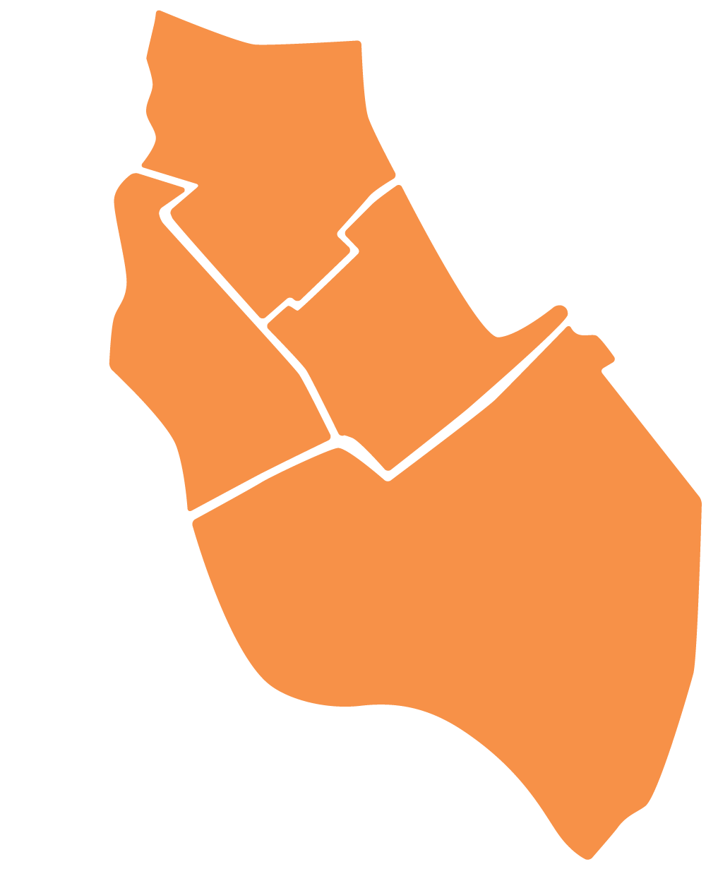Kaart van Leiderdorp